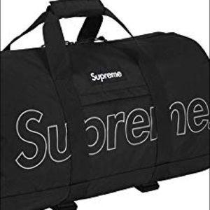 Supreme Duffle FW18